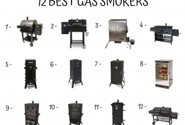 12 Best Gas Smokers