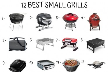 12 Best Small Grills