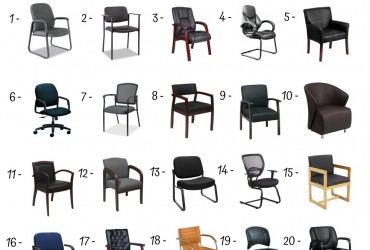 20 Best Reception Chairs Under 200$