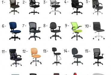 20 Best Task Chairs Under 100$