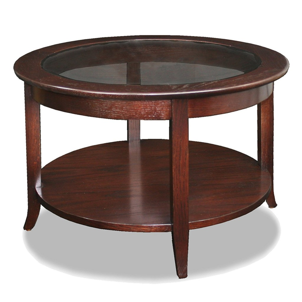 30 Inch Round Coffee Table