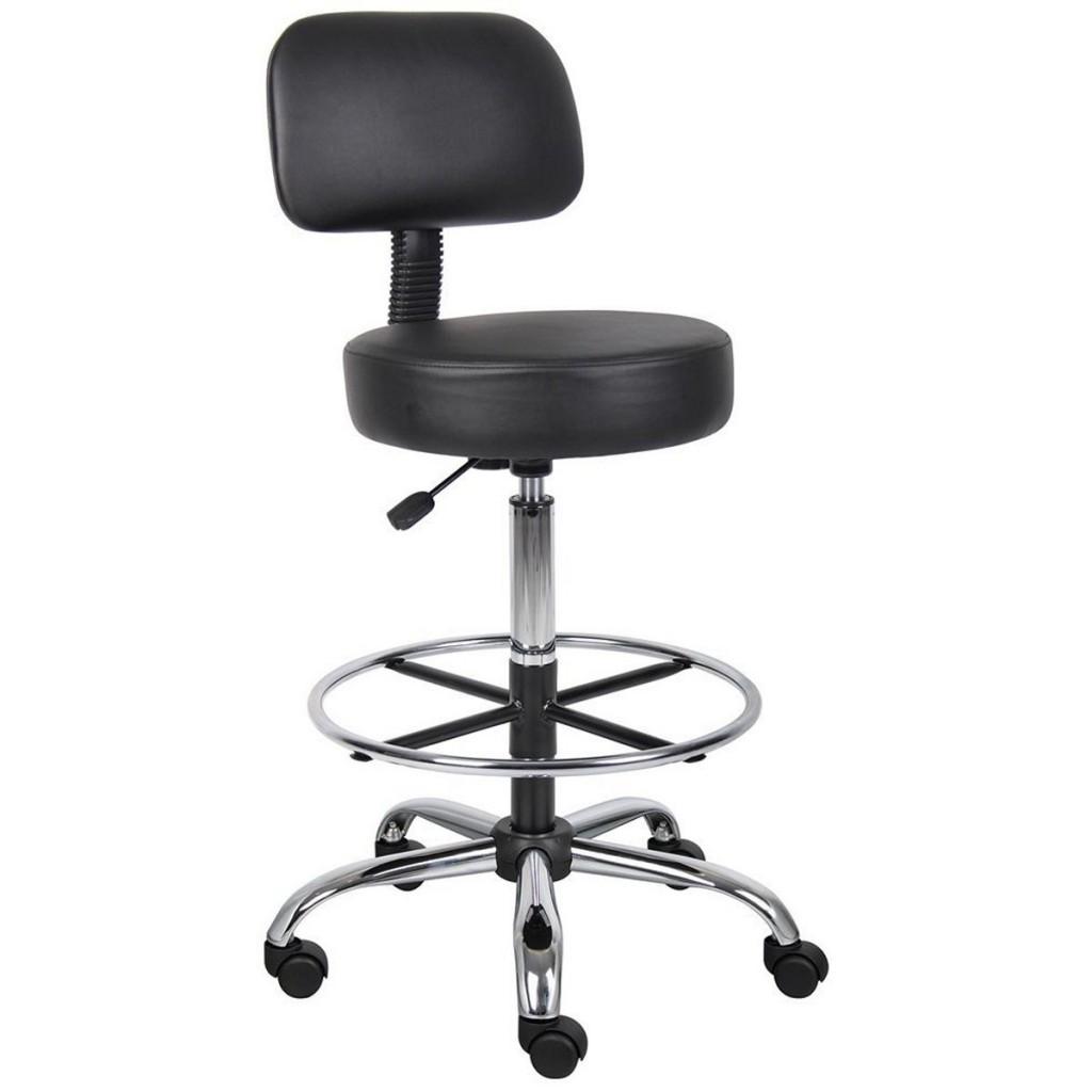 Apontus Medical Drafting Stool Chair
