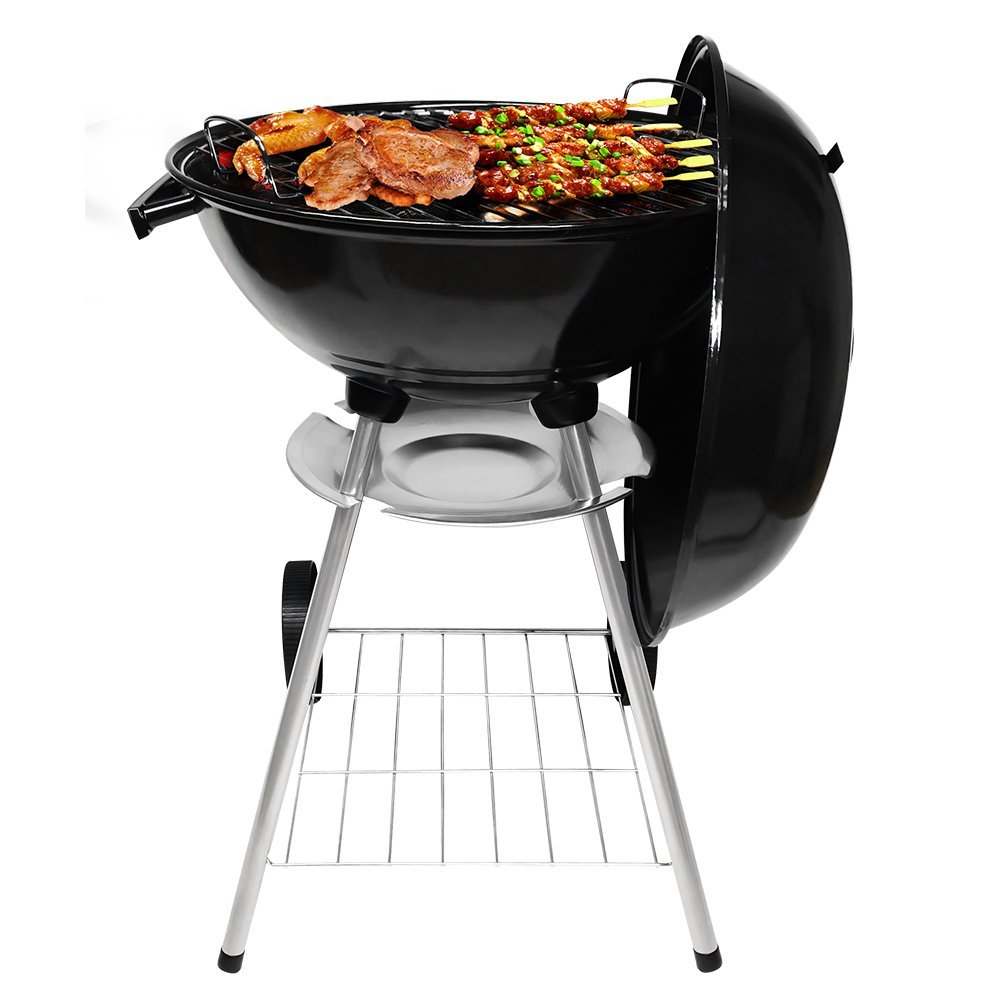 Charcoal Kettle Grill 17in