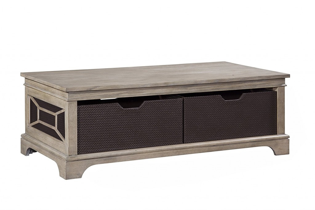 Food & Wine Harvest Collection Coffee Table