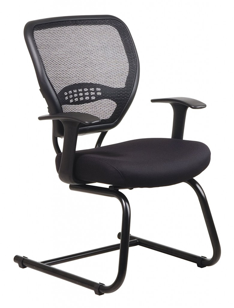 OSP5505 Office Star Star Matrex Mesh Back Guest Chair