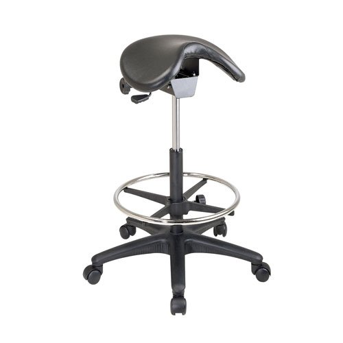 Office Star Work Smart Pneumatic Drafting Stool