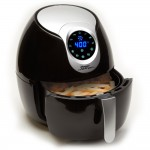 Power Air Fryer XL (3.4 QT Deluxe, Black)