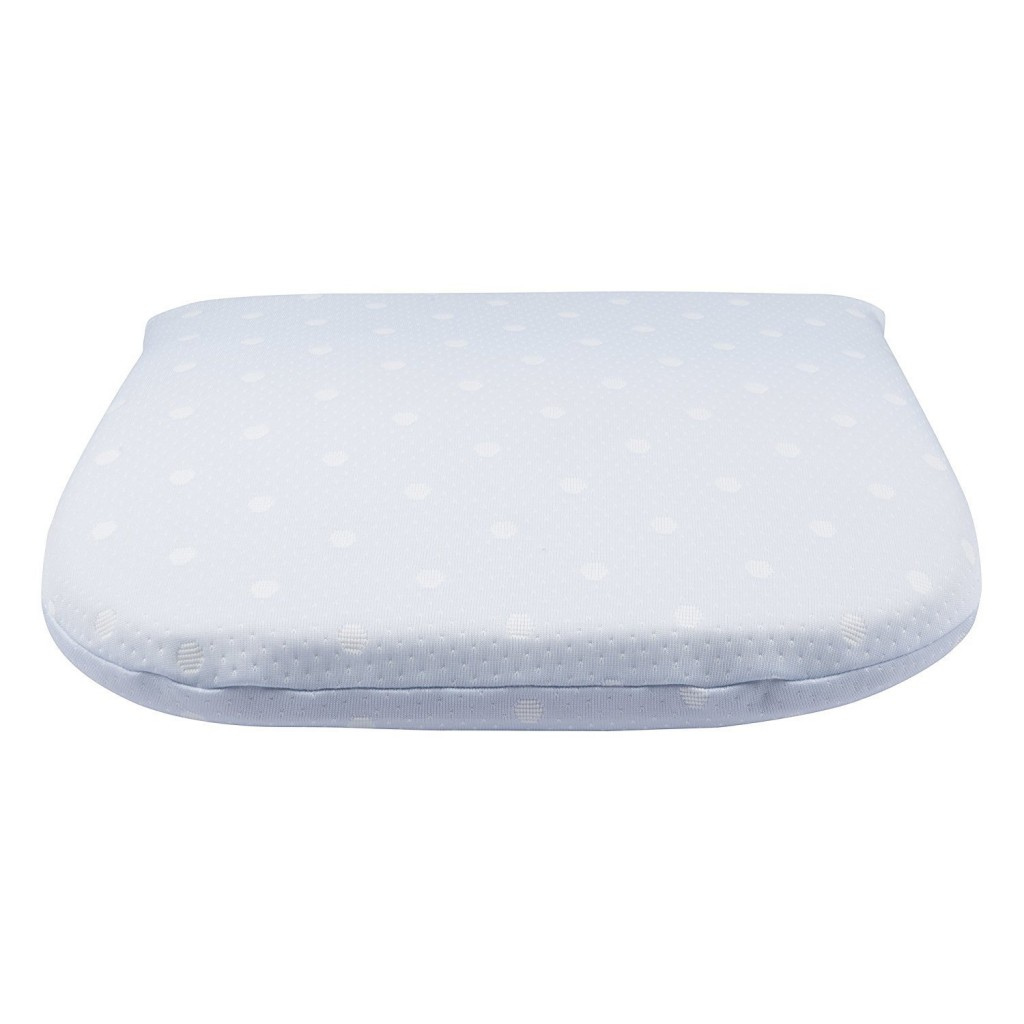 The White Willow Ultra Soft & Slim Memory Foam