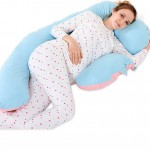 VNEED Oversize Pregnant Body Contour Pillow