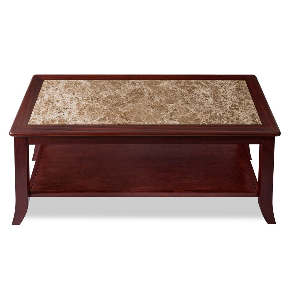 Ashley Marble Top Coffee Table