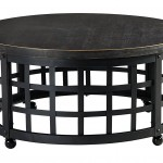 Black Iron Coffee Table