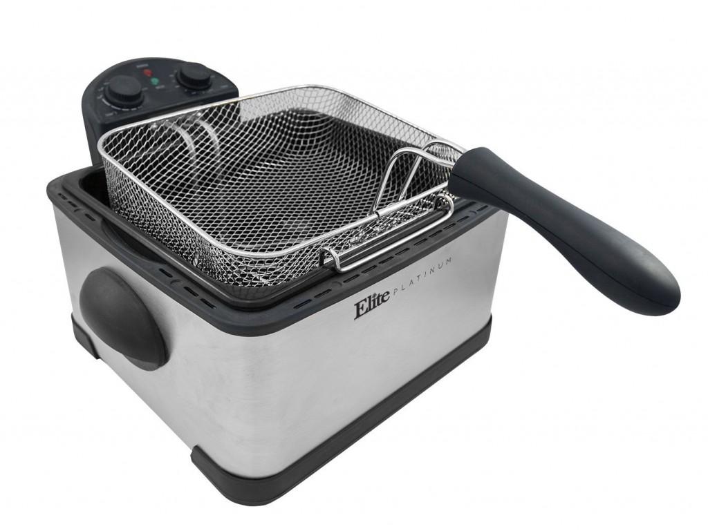 Deep Fryer Pressure Cooker