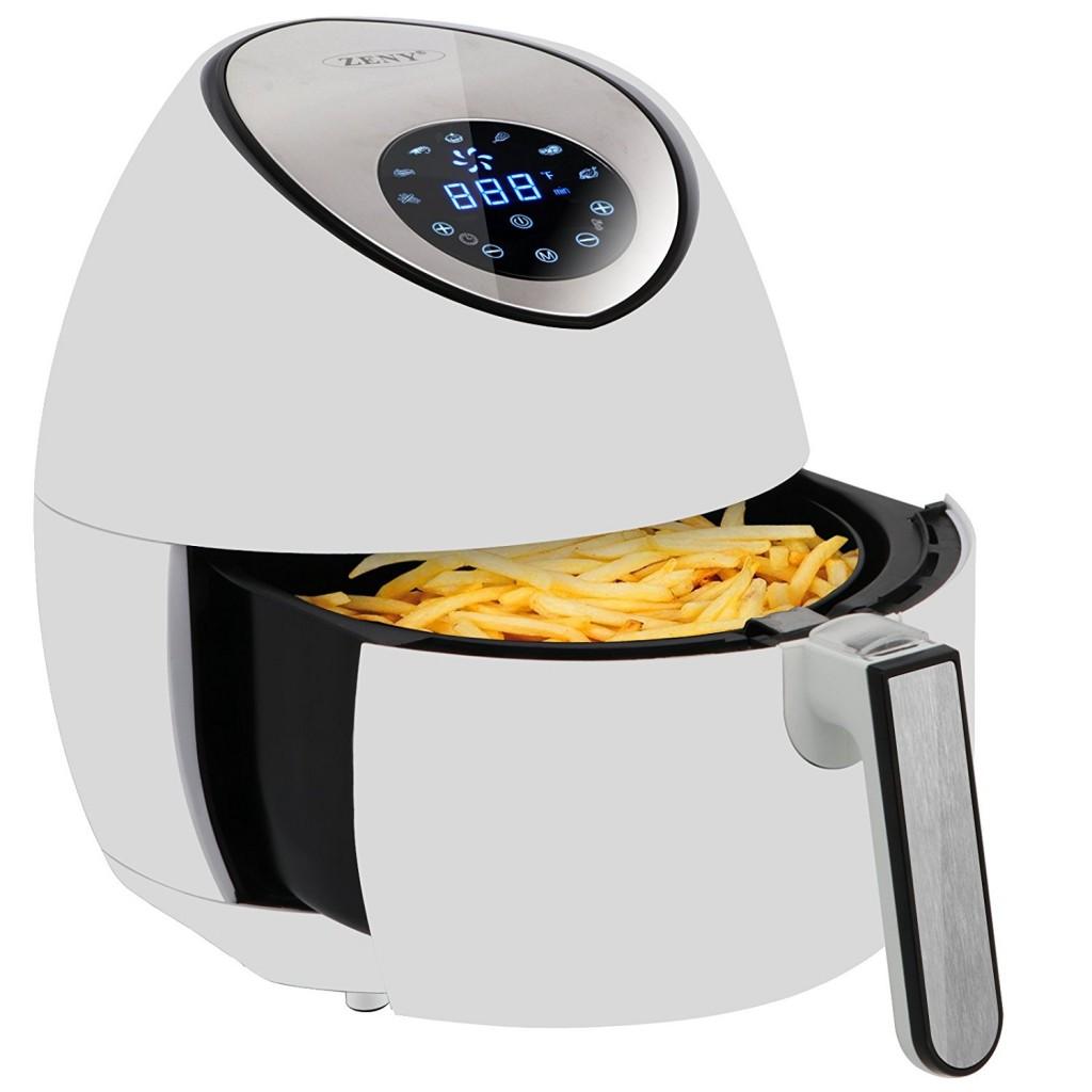 Dual Basket Deep Fryer