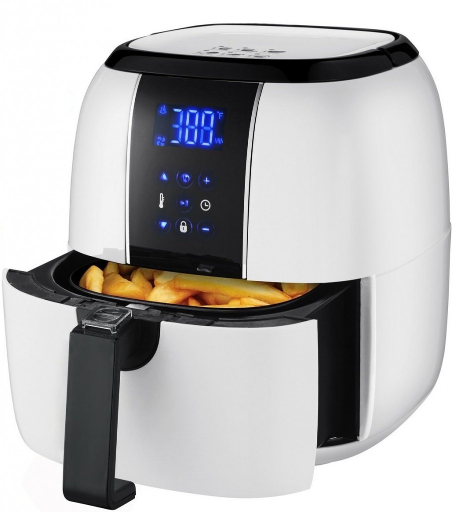 Homemade Fries Deep Fryer