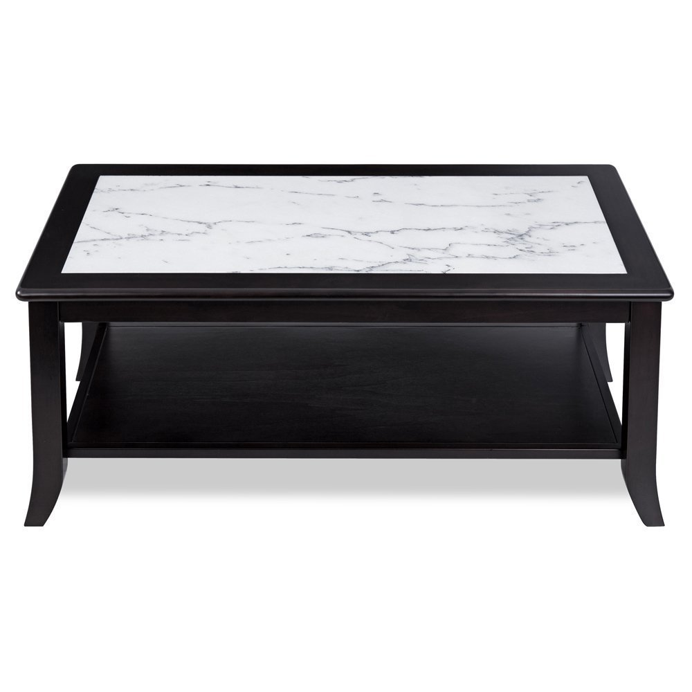 Marble Slab Coffee Table