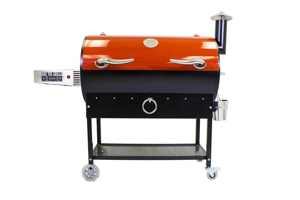 Mini Smoker Grill