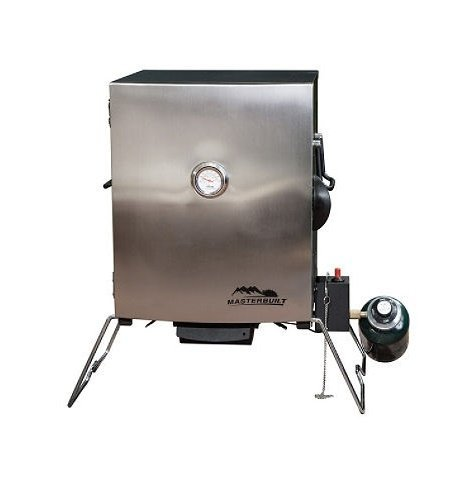 Stainless Steel Propane Smoker