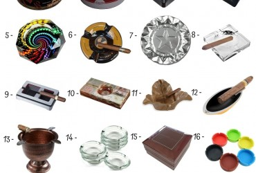 20 Best Ashtrays Under 50$