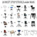 20 Best Step Stools Under 800$