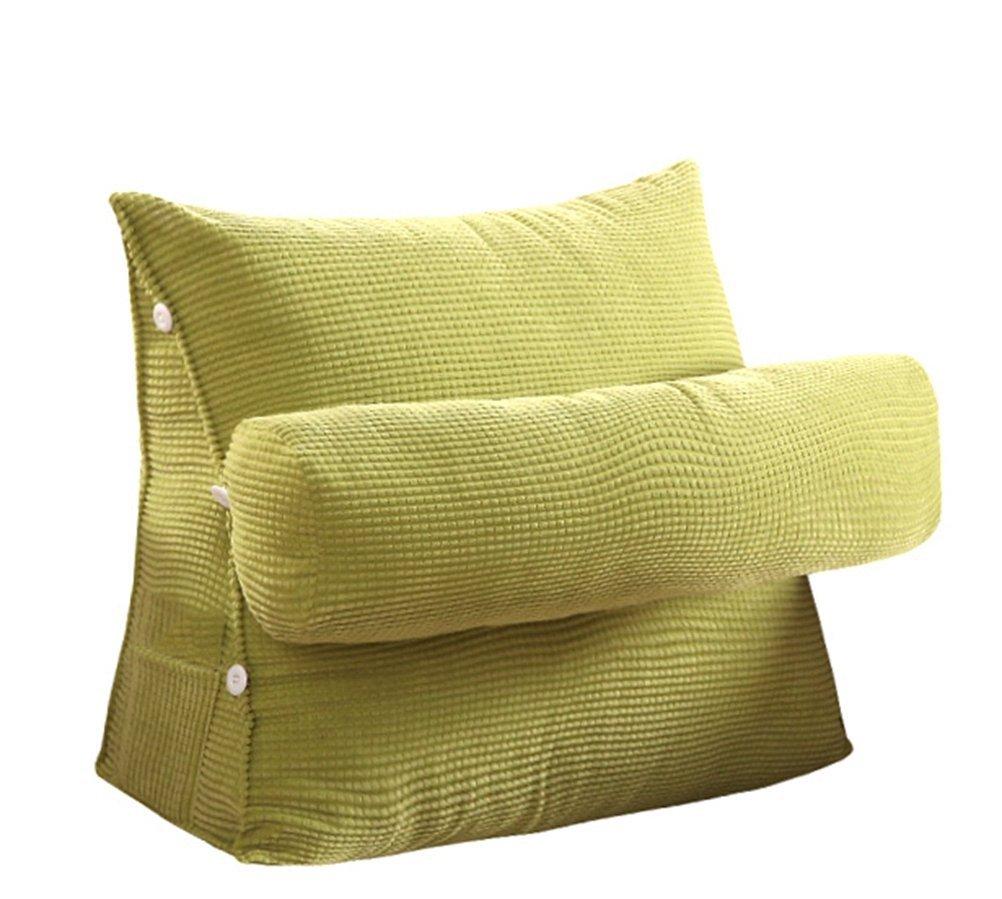 Adjustable Sofa Large Filled Triangular Wedge Cushion