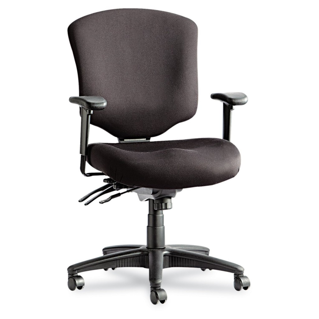 Alera Wrigley Pro Series Mid Back Multifunction Chair