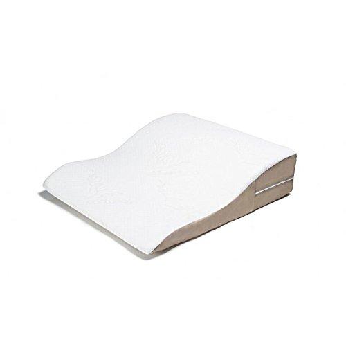 Avana Ogee Memory Foam Bed Wedge Support Polyurethane Foam Pillow
