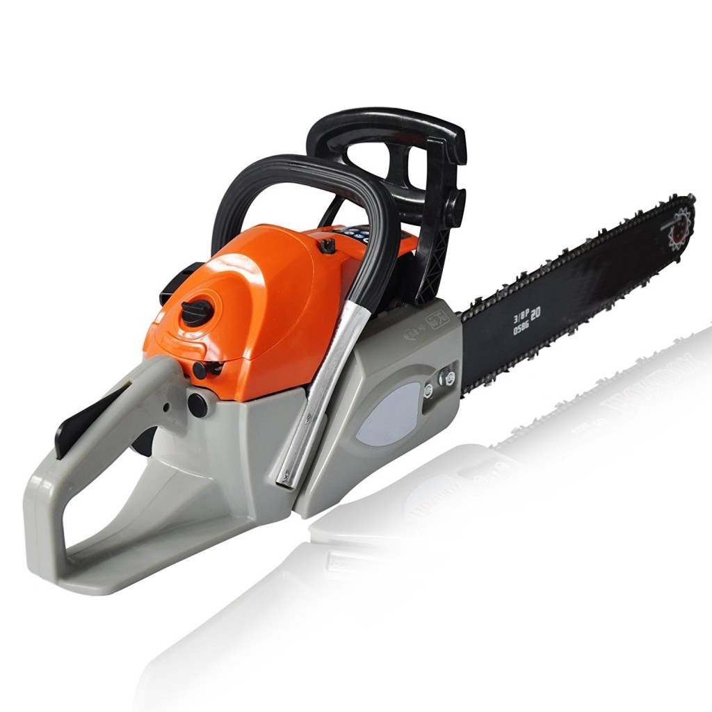 Binxin 20 Inch 62cc 4.2HP Petrol Chain Saw