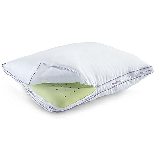 BioSense 2 In 1 Classic Pillow For All Sleepers