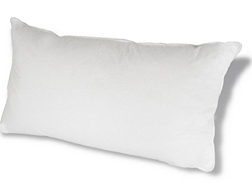 ELNLIVING LTD., Hypoallergenic White Duck Down Pillow