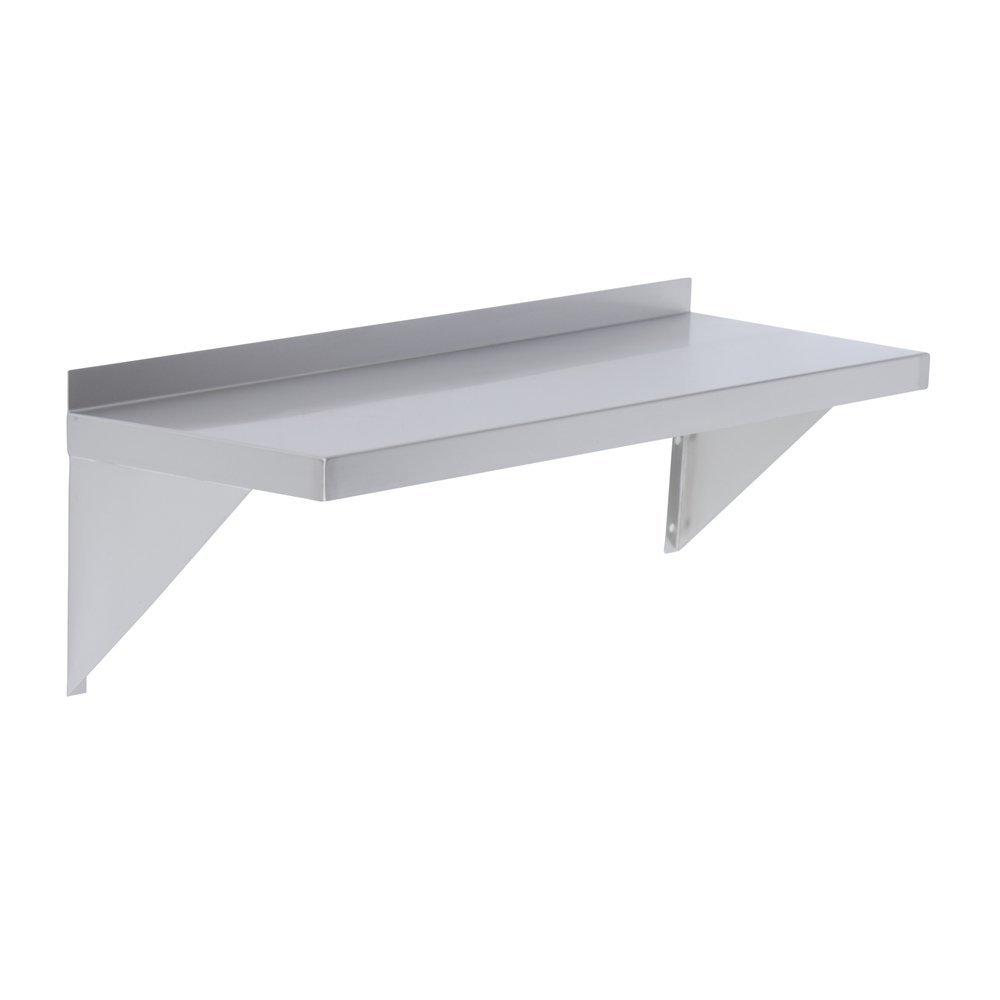 Elkay Professional Series NSF Stainless Steel Wall Shelf