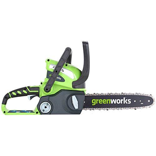 GreenWorks 2000219 40V 12 Cordless Chainsaw