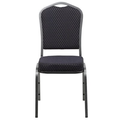 Hercules Series Stacking Crown Back Guest Chair