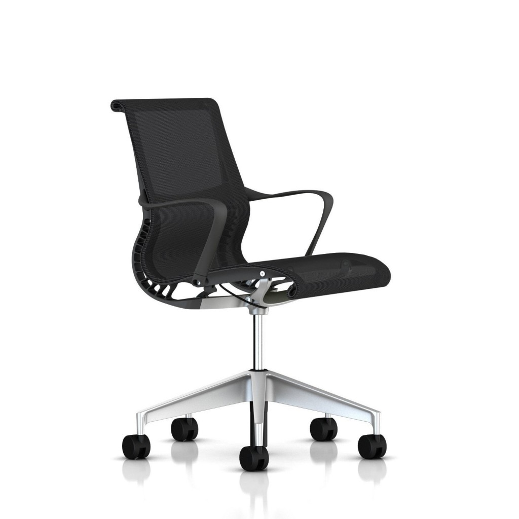 Herman Miller Setu Chair Ribbon Arms