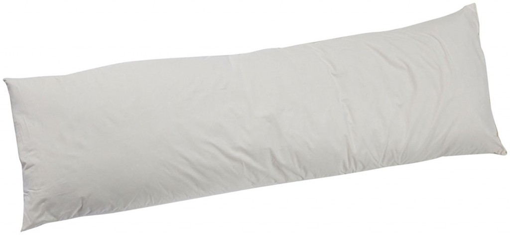 Holy Lamb Organics Wool And Cotton Body Pillows