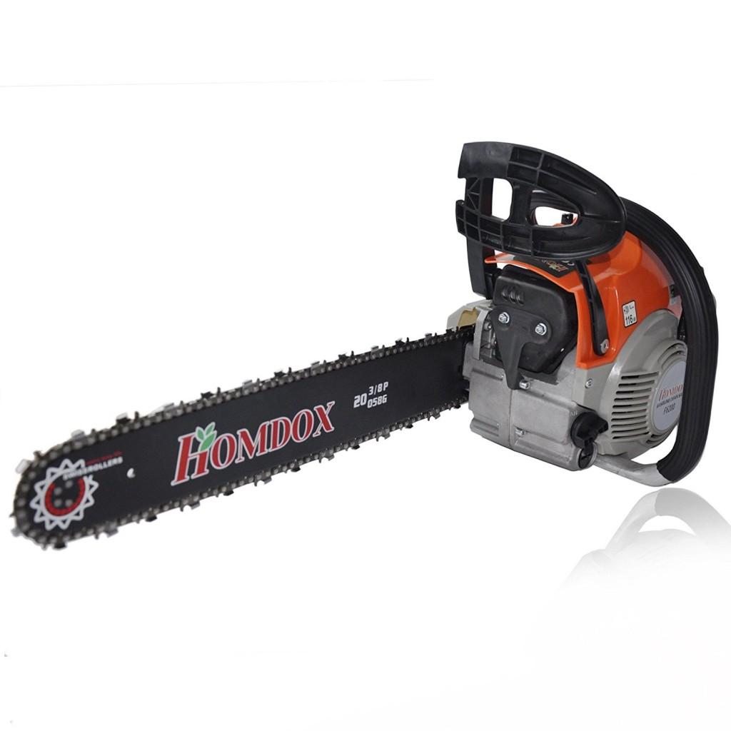 Homdox 20 62cc Gas Powered Chainsaw 2 Stroke Petrol Chainsaw
