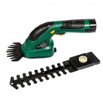 MLG Tools ET1502 7.2 Volt Lithium Rechargeable Cordless Compact Grass Shear Shrub Trimmer