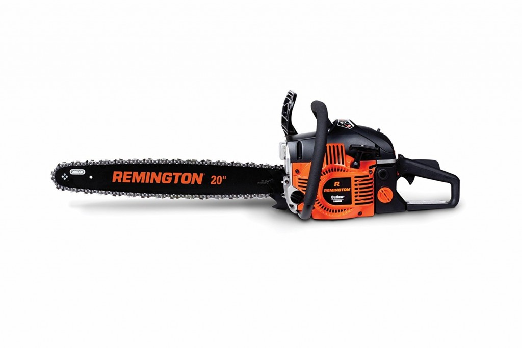 Remington 41DY462S983 RM4620 Outlaw 46cc 20 Inch Gas Chainsaw