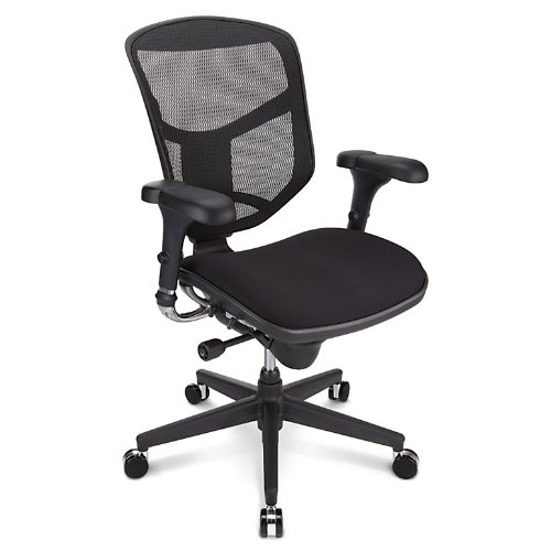 WorkPro Quantum 9000 Series Ergonomic Mid Back MeshFabric Chair