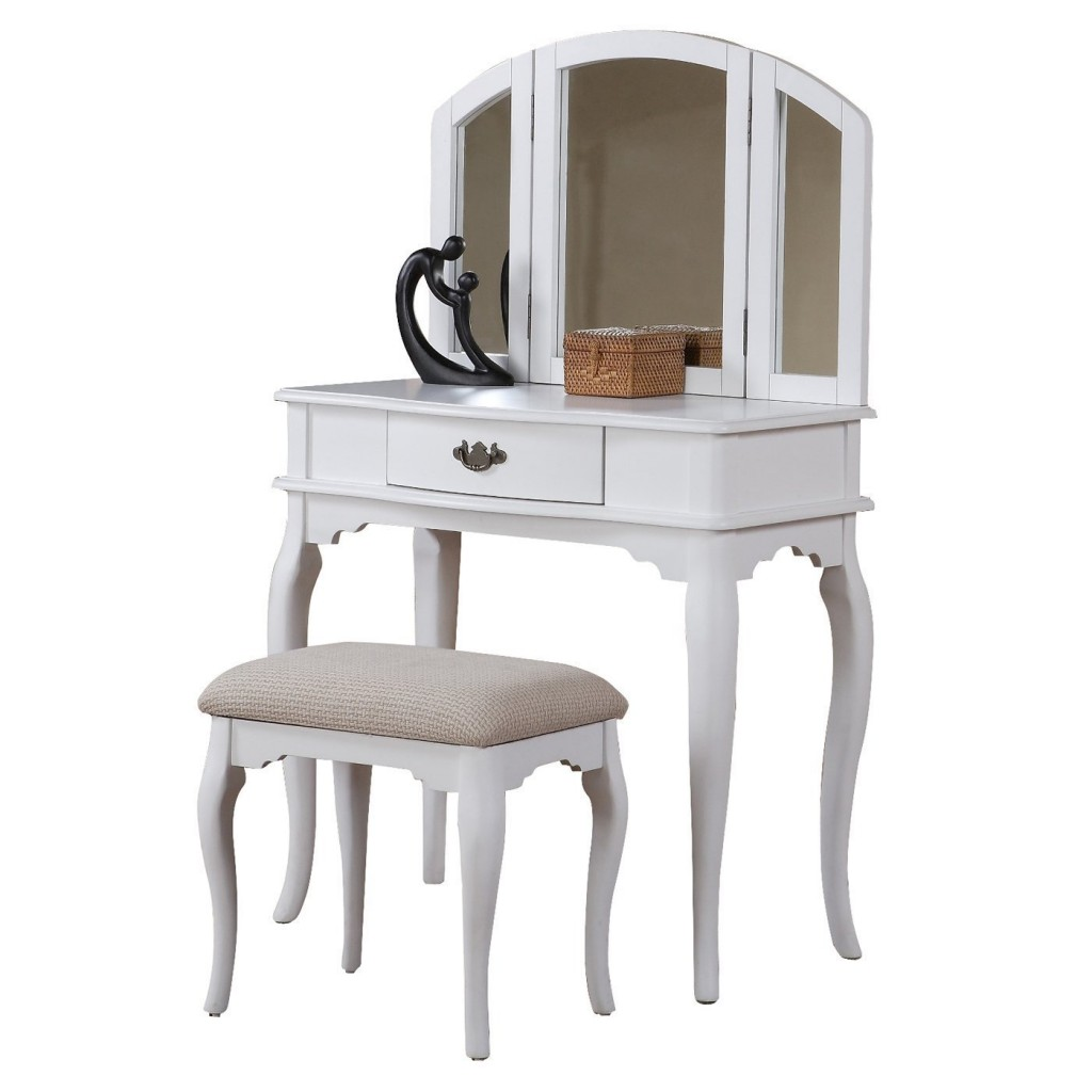 Bathroom Vanity Set With Mirror