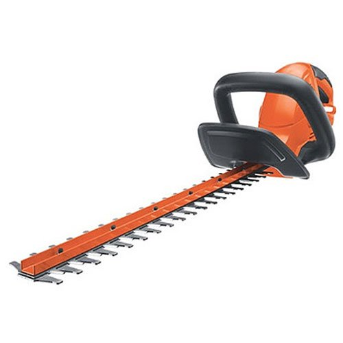 Black And Decker 22 Inch Cordless Hedge Trimmer