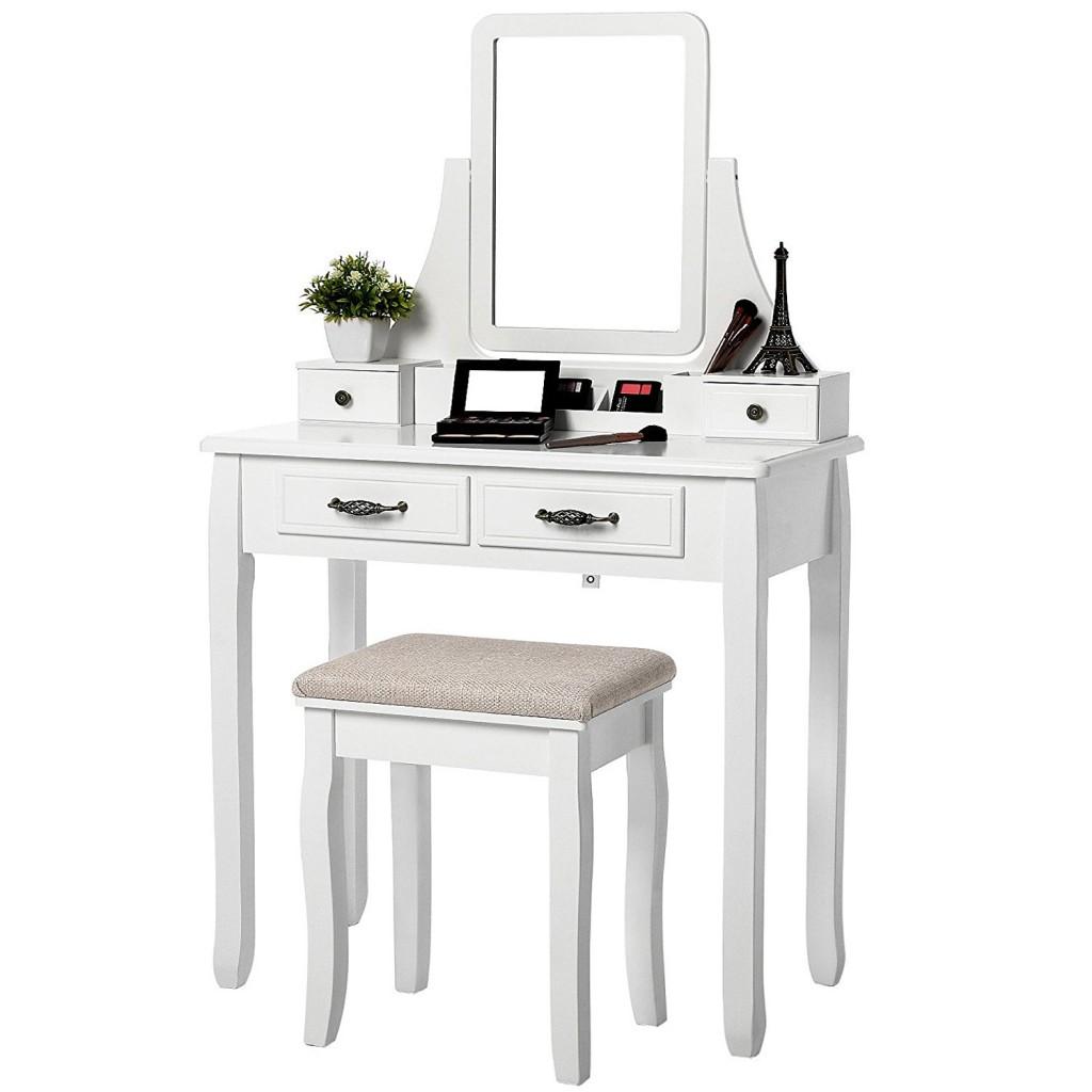 Corner Bathroom Vanity Set