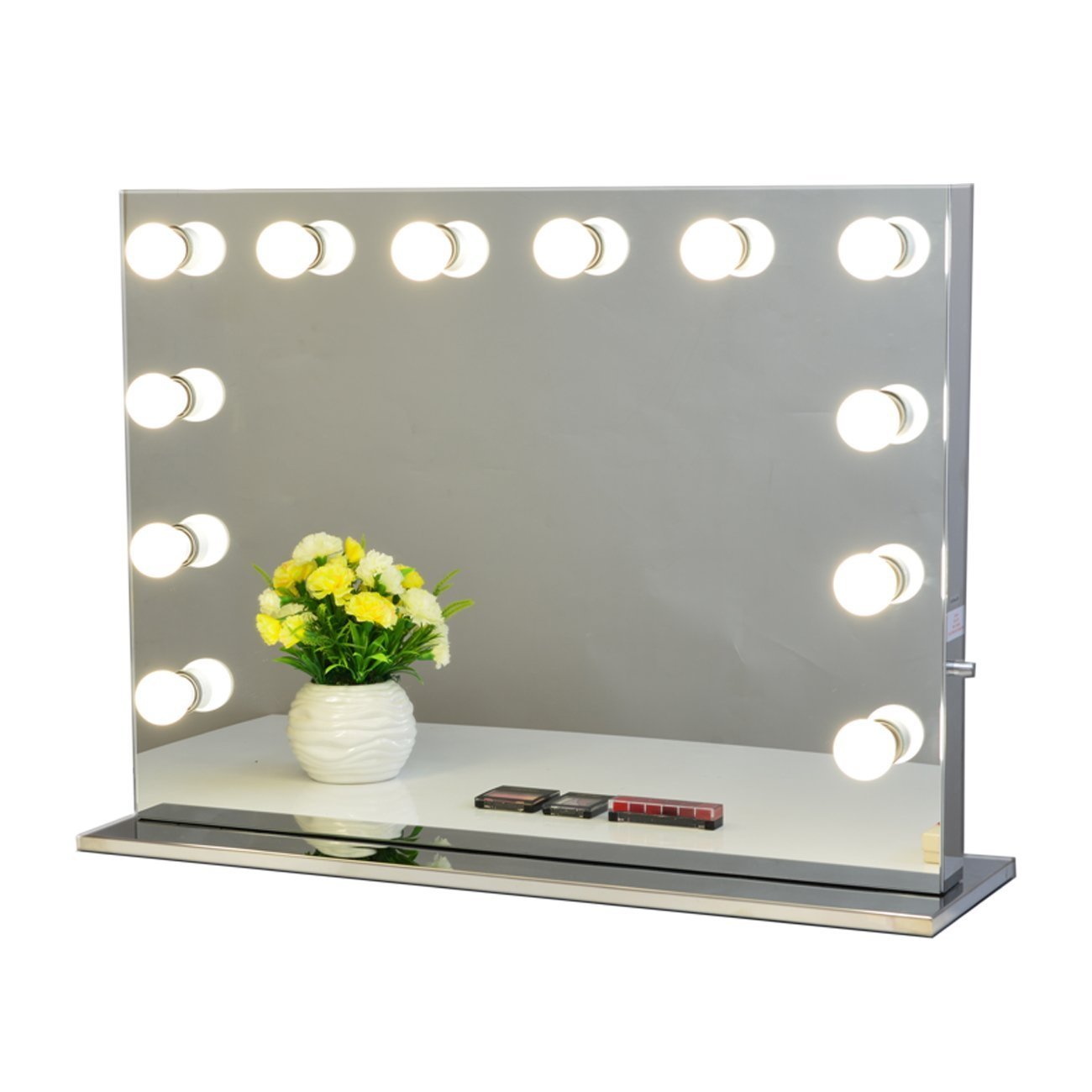 Hollywood Vanity Mirror Decor Ideas