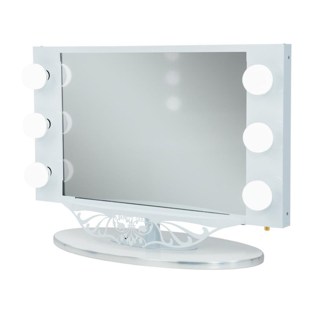 Lighted Hollywood Vanity Mirror