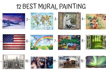 12 Best Mural Painting