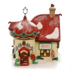 Department 56 North Pole Elf Land Custom Stitchers