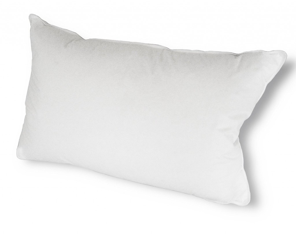 Down Etc White Goose Down CentroClean 650 Plus Fill Power Hypoallergenic Euro Pillow