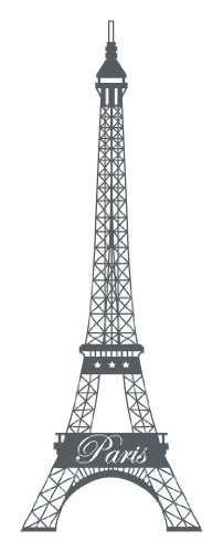 Eiffel Tower Wall Decal By Style & Apply Paris Wall Decal