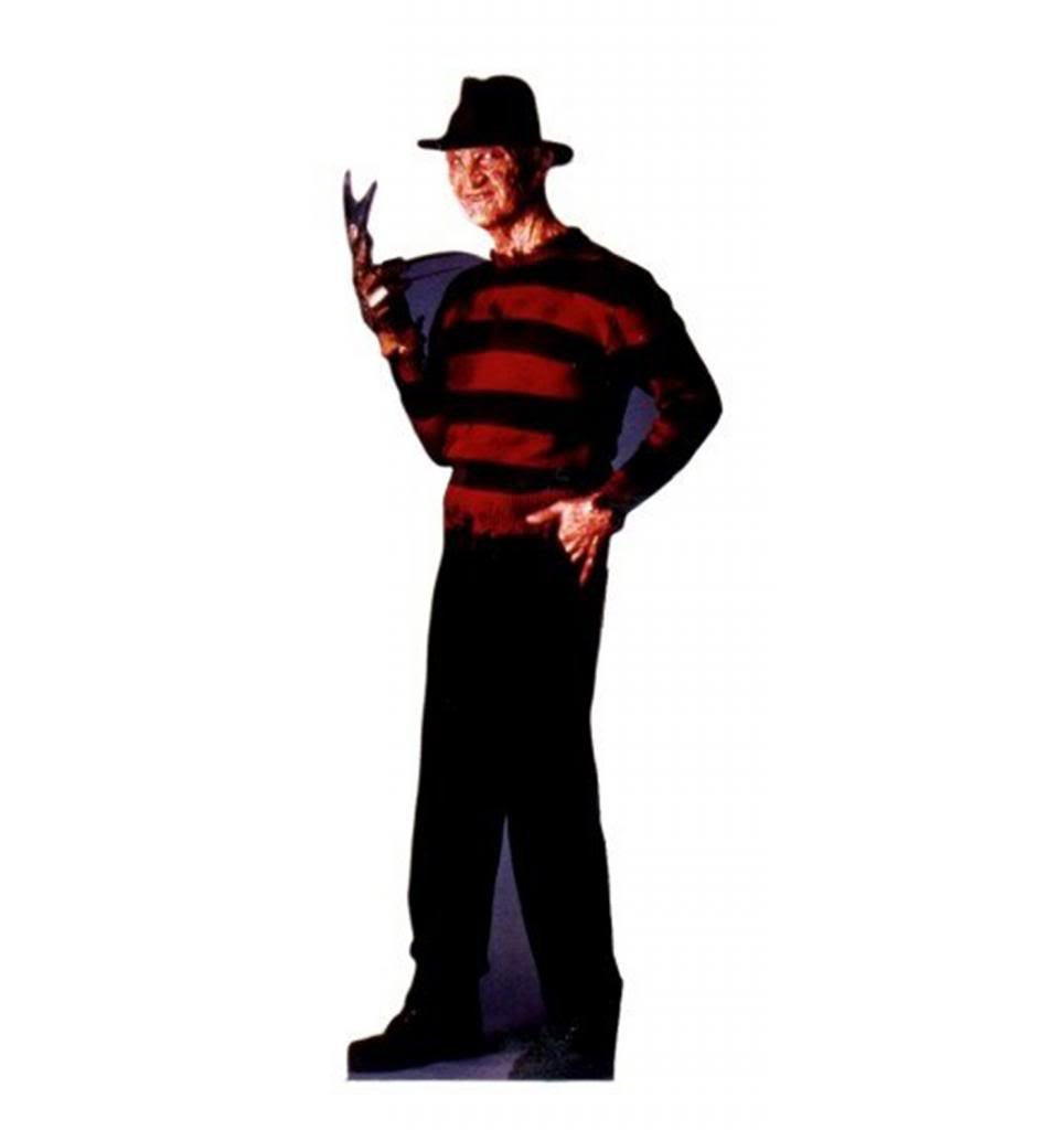Freddy Krueger A Nightmare On Elm Street Advanced Graphics