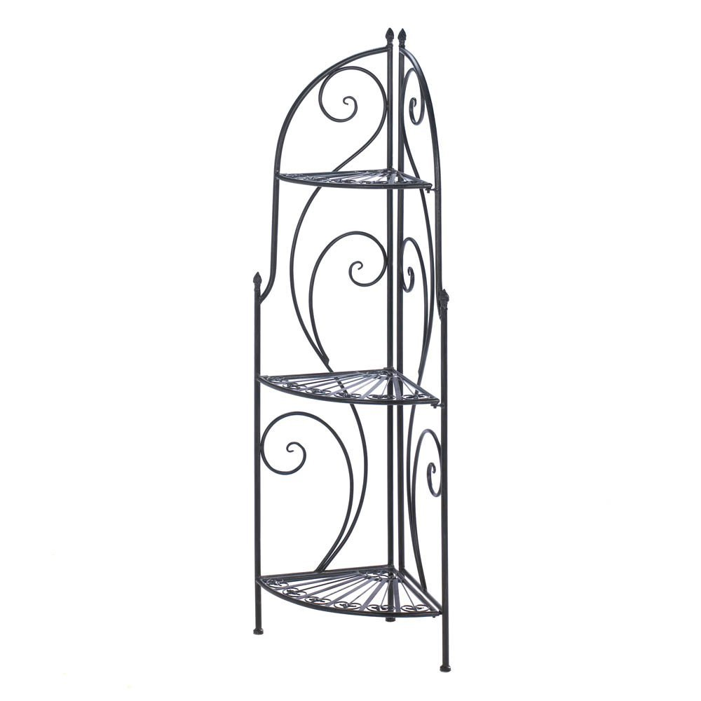 Home Locomotion Divine Corner Shelf