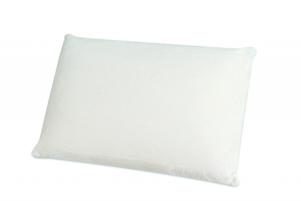Natura Pedic Plushious Memory Foam Pillow